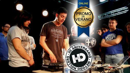 Curso DJ Promo Verano