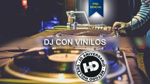Curso DJ Vinilos Metodo Hollers