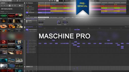 Maschine Pro